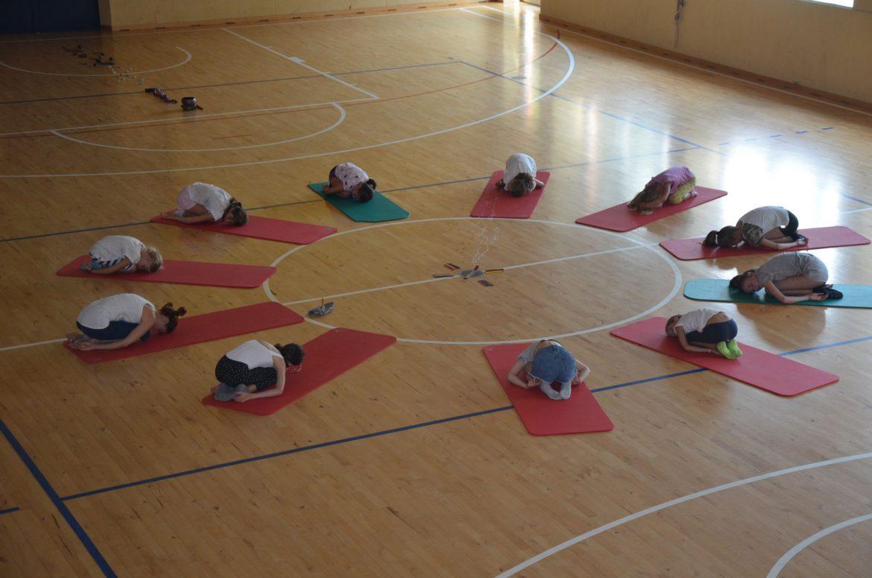 Yoga nell'educazione